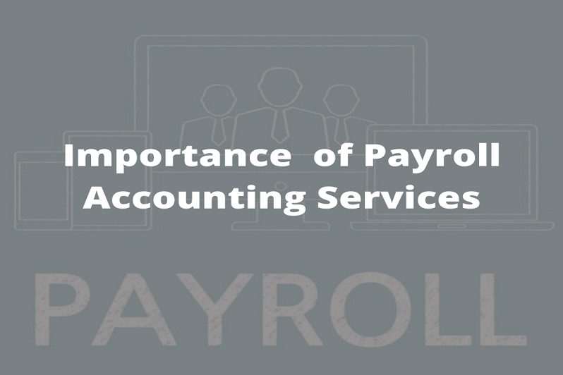 Importance of PPayroll Accounting Service