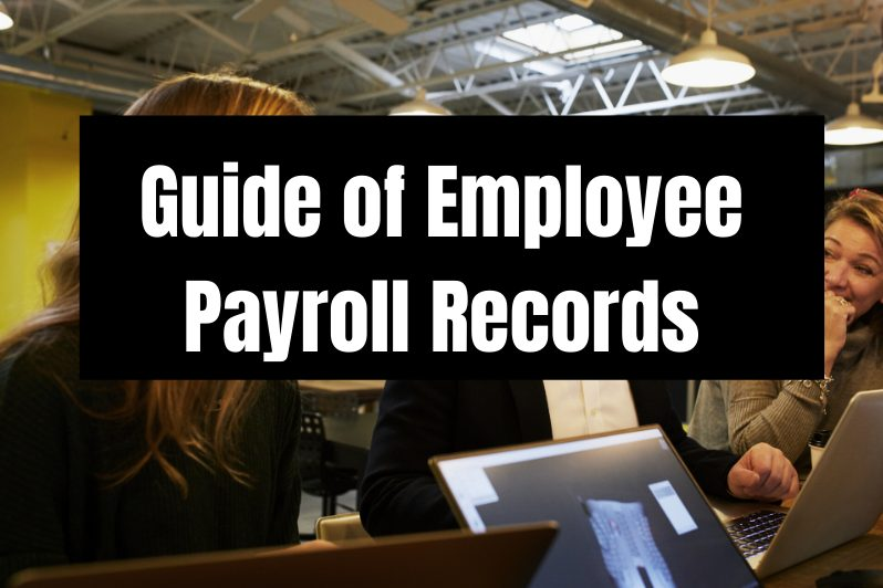 Guide of Employee Payroll Records