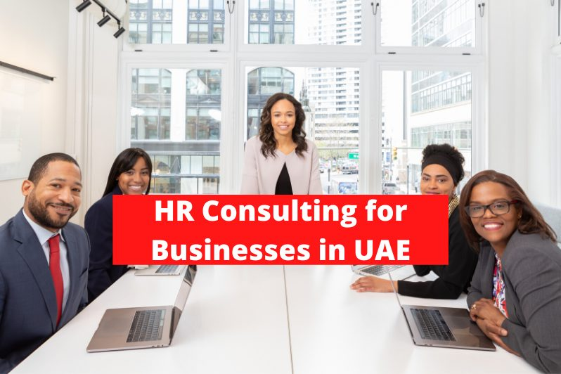 Human Resource Consulting in UAE