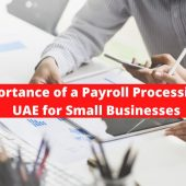 Importance of a Payroll Processing in UAE for Small Businesses