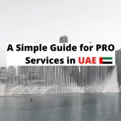 A Simple Guide for PRO Services in UAE