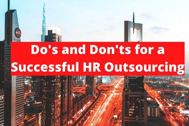 HR solutions Dubai - Successful HR Outsourcing