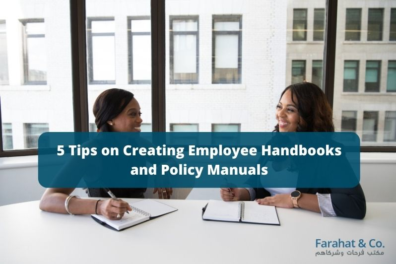 Creating Employee Handbooks and Policy Manuals