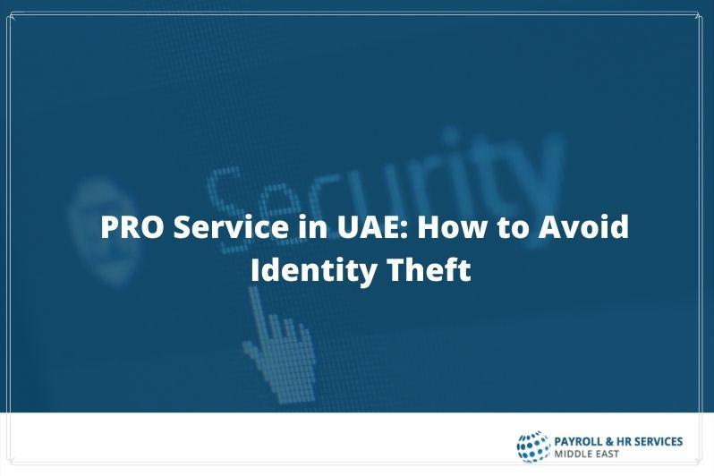 PRO Service in UAE