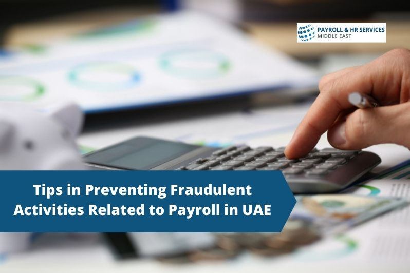 Preventing Fraudulent Activities Related to Payroll