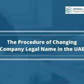 The Procedure of Changing Company Legal Name in the UAE