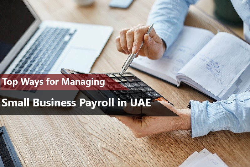 Managing Small Business Payroll in UAE