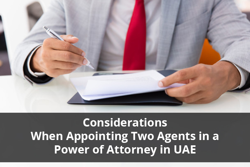 hire Agents for Power of Attorney in UAE