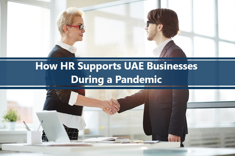 How HR Supports UAE Businesses During a Pandemic