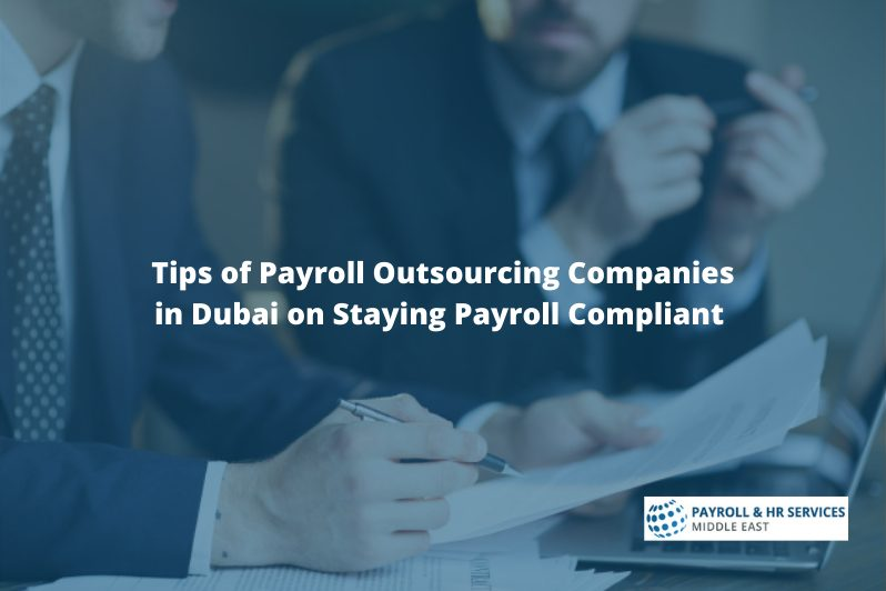 Payroll Outsourcing Companies in Dubai